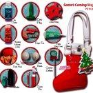 Santa's Coming Bag