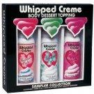 Whipped Crème SAMPLER KIT,