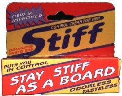 Stiff Control Cream