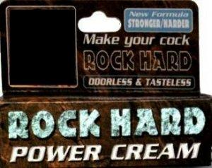RockHard Power Cream