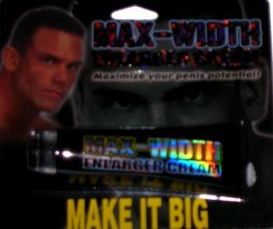 MW Penis Enlargement Cream