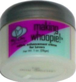 Making Whoopie Cream