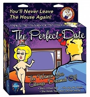 The Perfect Date Doll