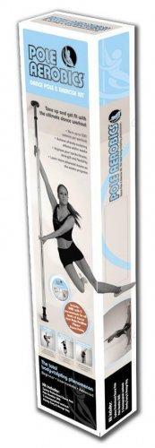 Sharon Polsky Dancing Aerobics Pole Kit