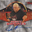 Dusty Rhodes 8x10 signed Reprint Photo