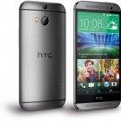 HTC One M8 6525 32GB (Verizon) GSM Unlocked Gray - Silver