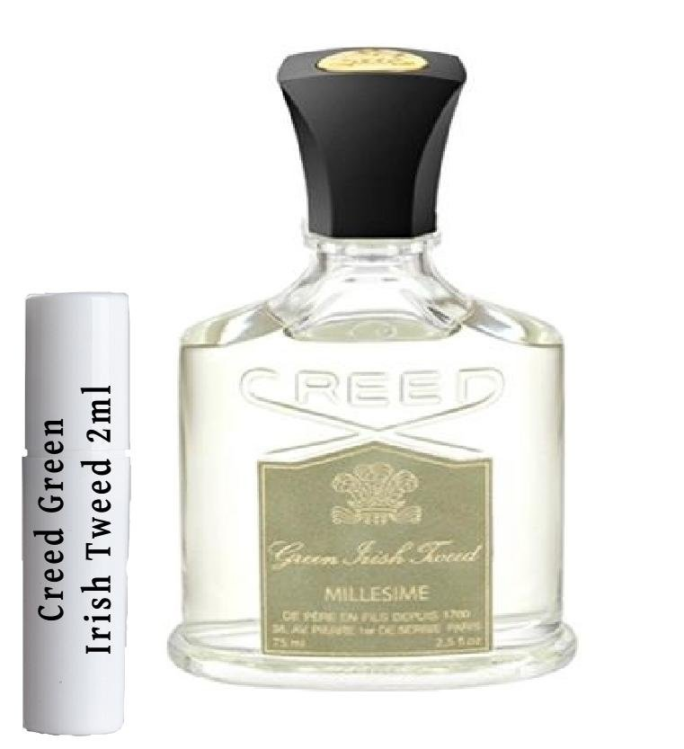 Creed Green Irish Tweed Travel Spray 2ml