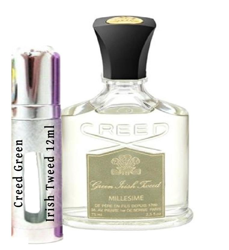 Creed Green Irish Tweed Travel Spray 12ml