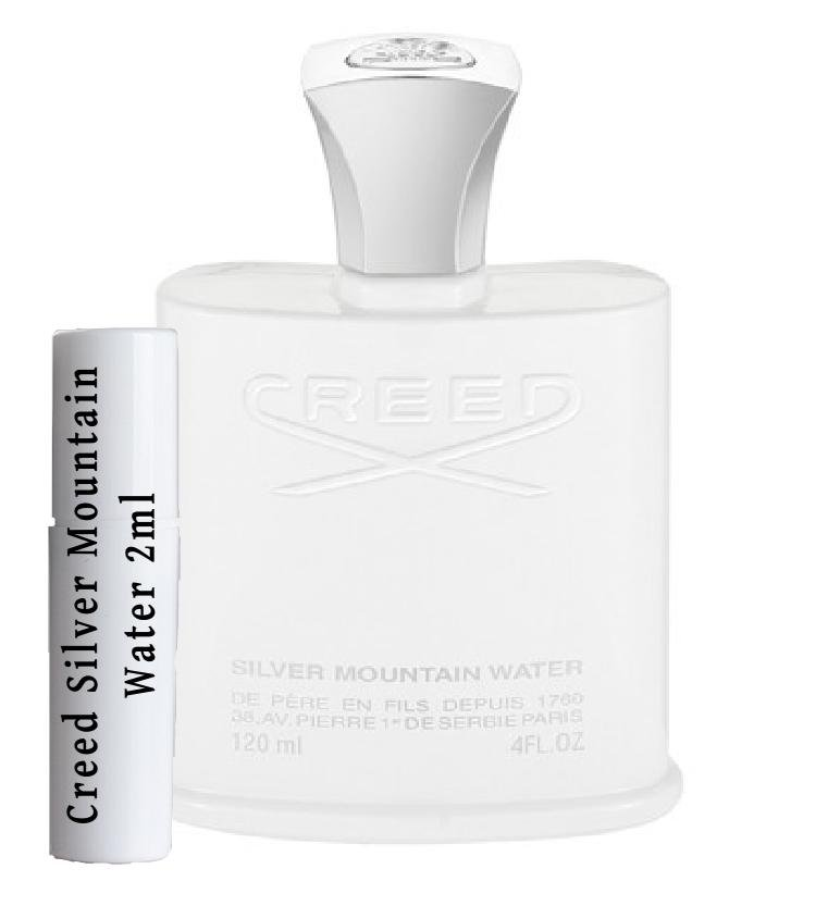 Creed Silver Mountain Water Travel Spray 2ml