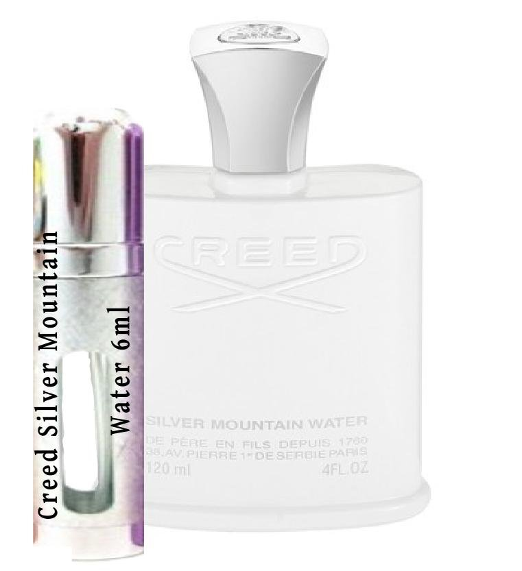 Creed Silver Mountain Water Travel Spray 6ml