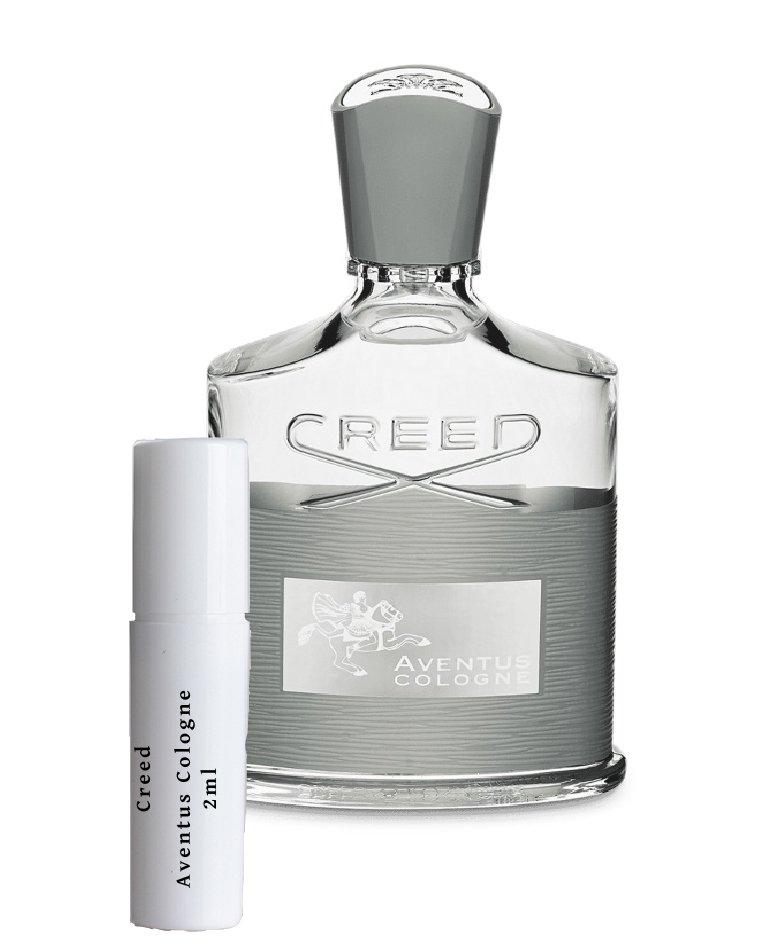 Creed Aventus Cologne For Men sample vial Spray 2ml
