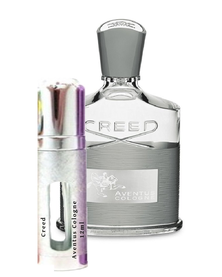 Creed Aventus Cologne For Men sample vial Spray 12ml