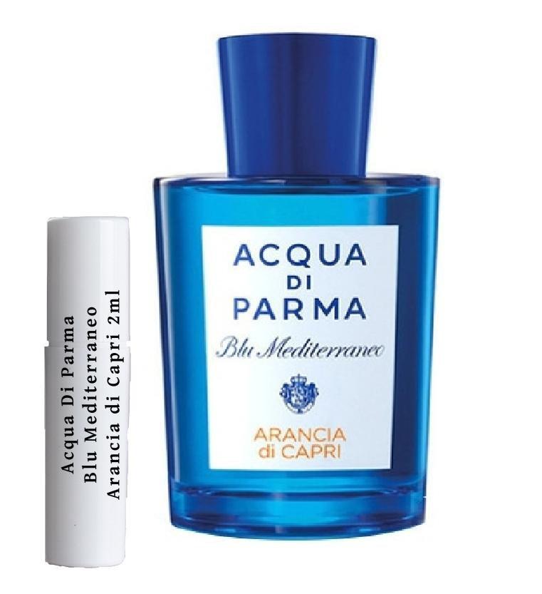 Acqua Di Parma Blu Mediterraneo Arancia di Capri Sample Travel Spray 2ml