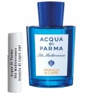 Acqua Di Parma Blu Mediterraneo Arancia di Capri Sample Travel Spray 2ml