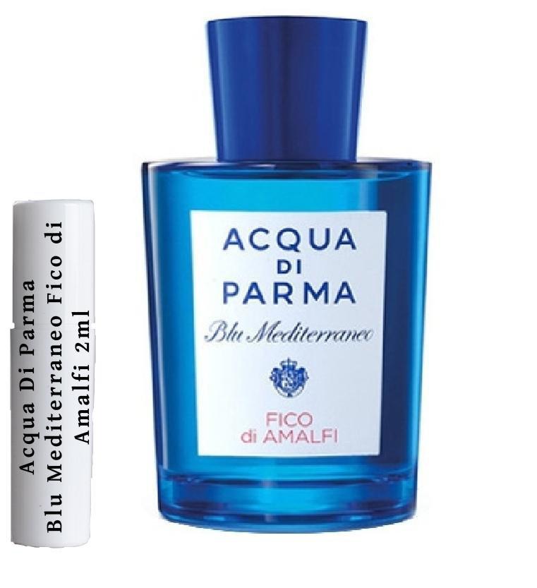 Acqua Di Parma Blu Mediterraneo Fico Di Amalfi Sample Travel Spray 2ml