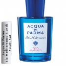 Acqua Di Parma Blu Mediterraneo Fico Di Amalfi Sample Travel Spray 2ml