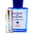 Acqua Di Parma Blu Mediterraneo Fico Di Amalfi Sample Travel Spray 6ml