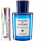Acqua Di Parma Blu Mediterraneo Mandorlo Di Sicilia Sample Travel Spray 6ml