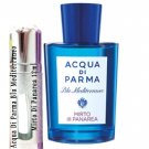 Acqua Di Parma Blu Mediterraneo Mirto Di Panarea Sample Travel Spray 12ml