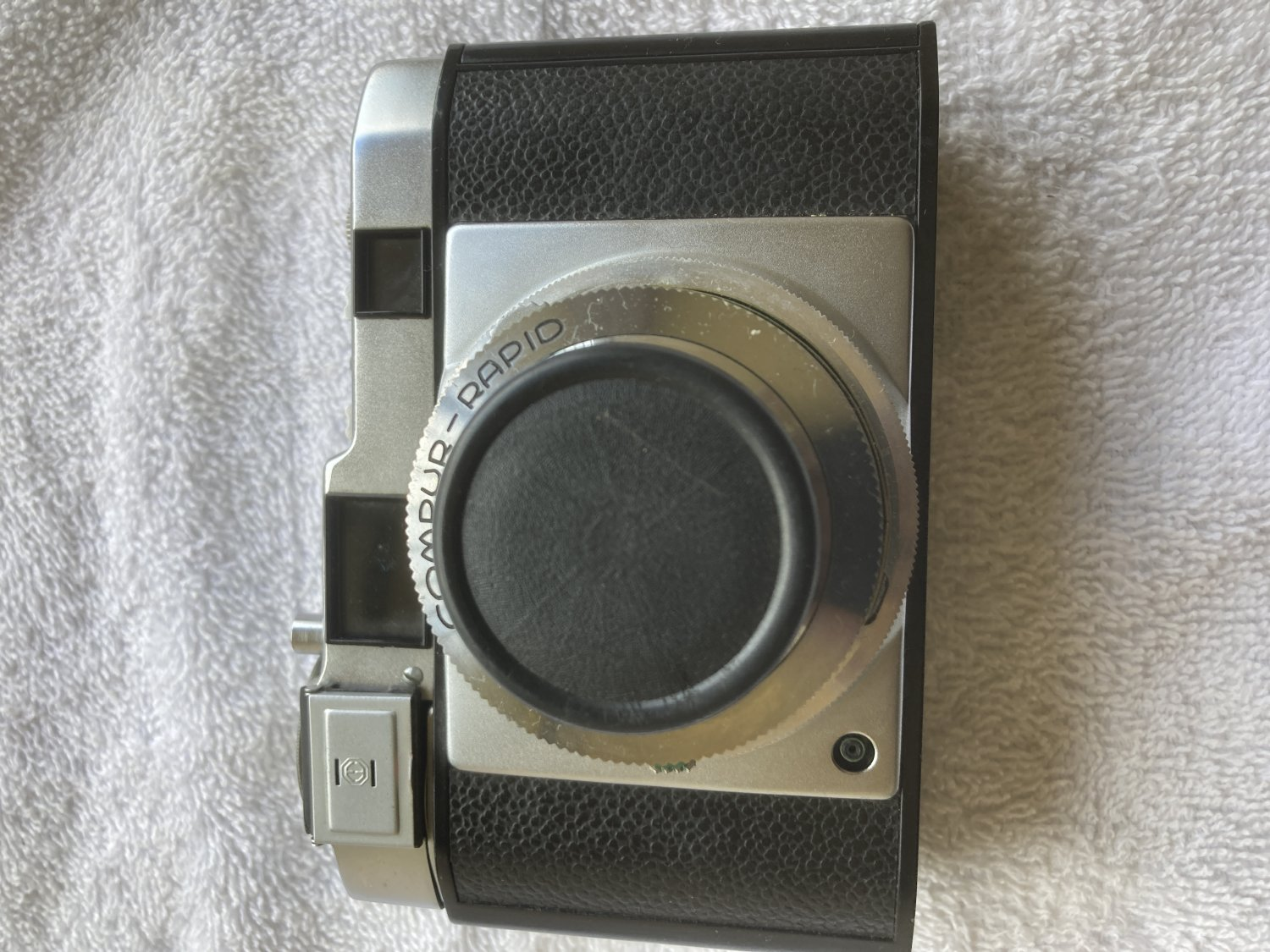 Vintage TOWER camera 50mm COMPUR  RAPID UNTESTED. Made In  West Germany