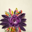 Beautiful Handmade Fabric Flower