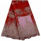 African Lace Fabric/Swiss Voile Lace Fabric