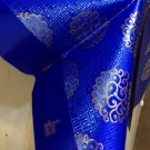 African fabric/Jubilee Headties/African Headties Gele/for African Lace fabric