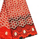 African Lace Fabric/ Tulle French Lace Fabric/African fabric/5yards