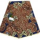 African Fabric  / Ankara Wax Fabric / Super Wax Fabric / Hollandias print /6yard