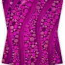 african headties gele & ipele, Purple Swiss Sego Headties & Ipele, 2pieces set