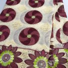 African Lace Fabric/ Swiss Voile Lace Fabric/African fabric/5yards