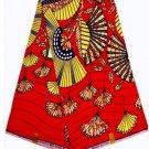 African fabric / Ankara Fabric / Super Wax fabric /  6yards