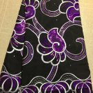 African Lace Fabric / Swiss Voile Lace with rhinestones and sequences / 5 yards
