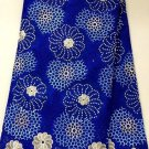 african lace fabric / swiss voile lace fabric /  5 yards