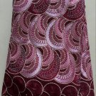 African Lace Fabric/ SwissVoile  Lace Fabric/Big  African Fabric with stone /5yd
