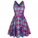 African women dress / African Danshiki / women gown / medium size 8-10