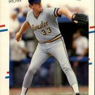 Vintage Collectible Jay Aldrich 1988 Baseball Score Card