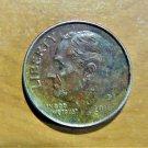 Rare! Dime Error Coin Copper 2016 P