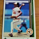 Vintage Jose Bautista Baseball Scorecard 1988 #574