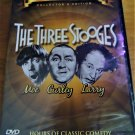 3 Stooges Collector's Addition DVD New!