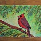 Original Bird Art Collector Series #2
