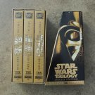 Star Wars Trilogy VHS Collector Set
