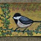 50% Off! Original Bird Art Collector Series #4
