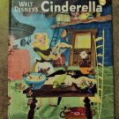 Rare Vintage Cinderella Goldenbook 1980