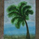 Palm Tree Tropical Art