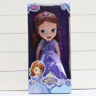 12 30cm New Arrival Sofia The First Princess Doll For Girl W 6 Dolls
