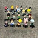 21pcs Lot Naruto Figure Toy Sasuke Kakashi Itachi Yondaime H 2 Toy