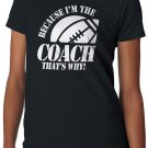 Football Coach Women's T-Shirt