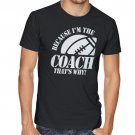 Football Coach Men's T-Shirt
