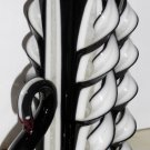 Large Black Swan Unique handmade gift candle Hand Carved candles 8 inch/ 20cm